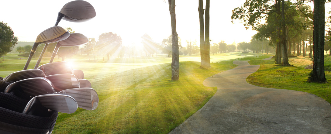 home golf greens